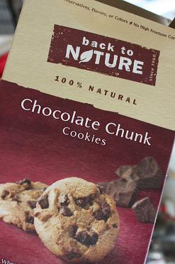Back to Nature, Chocolate Chunk Cookies, 9.5 oz (269 g)