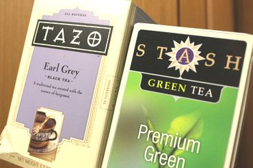 Tazo Teas, Earl Grey, Black Tea, 20 Filterbags, 1.7 oz (49 g)