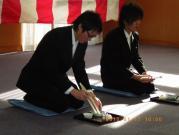 子八幡寺の講 6