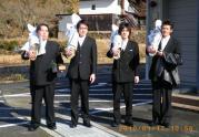 子八幡寺の講 9