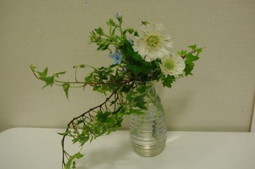 鈴木さんお花