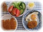 20110711娘の朝食