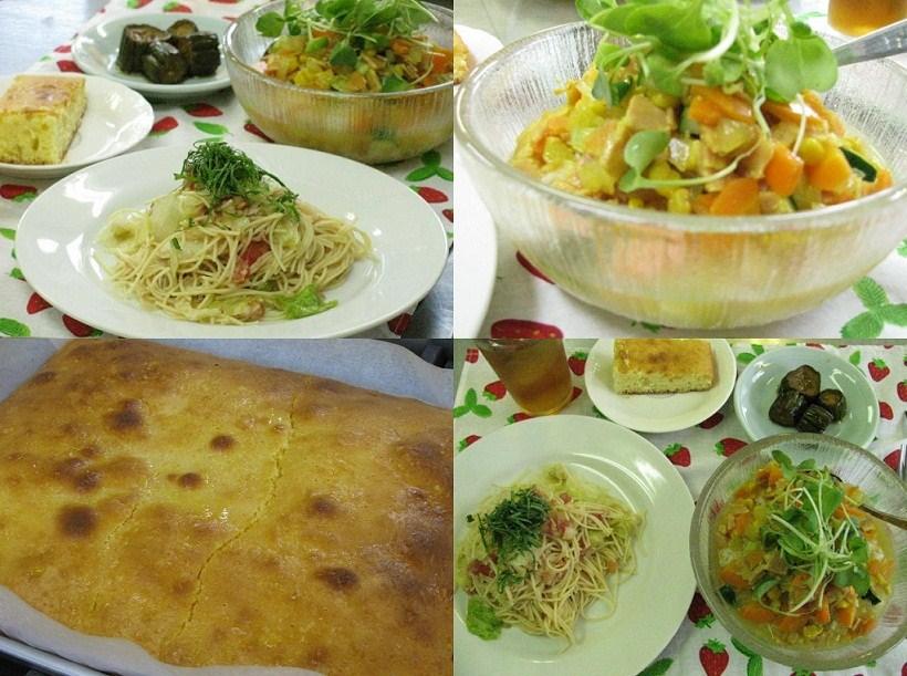 20110711banchan料理サークル