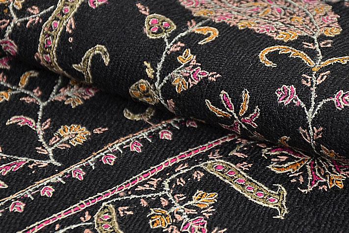 パシュミナ刺繍