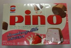 PINO(いちごミルク)エスキモー(森永乳業)