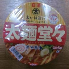 太麺堂々(日清食品)