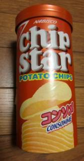 chip star[コンソメ](NABISCO)