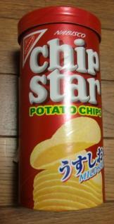 chip star[うすしお味](NABISCO)