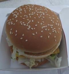 BIG MAC(マクドナルド)