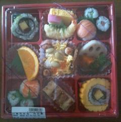 寿司弁当 向日葵