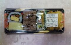 寿司・赤飯盛り合わせ(日本フード)