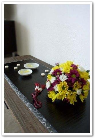 9月9日 重陽の節供 菊