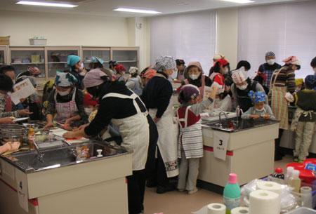 2009収穫祭_調理1