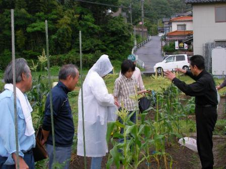 2008地球再生セミナー_実地セミナー