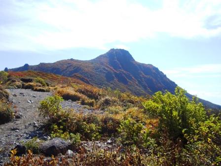段原からの大船山CIMG0425