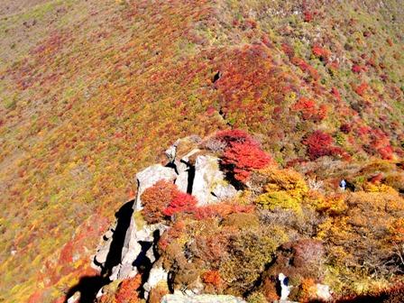 大船山山頂からCIMG0383