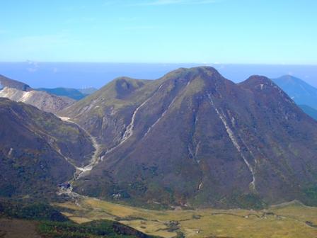 大船山山頂からの坊がツルCIMG0381