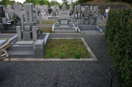 宇治市天ヶ瀬墓地公園⑬b