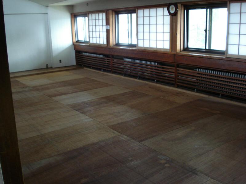 20120904畳施工中