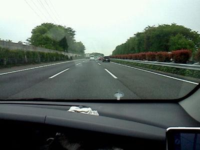 高速道路走行