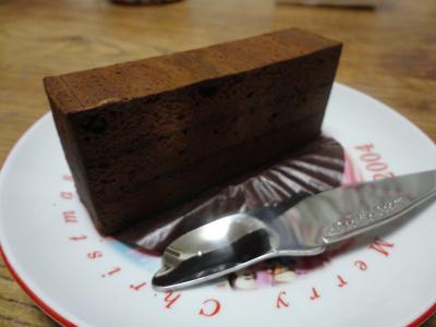 ヒロコーヒー ケーキ
