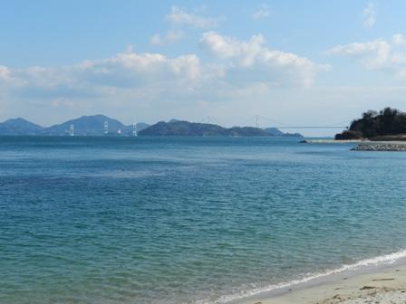大角海浜公園から見る景色 7