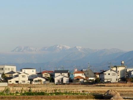 冠雪 石鎚山 1