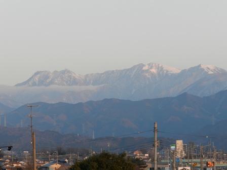 冠雪 石鎚山 2