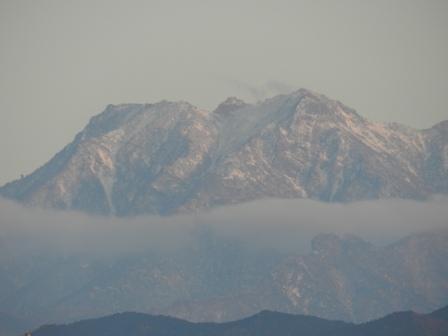 冠雪 石鎚山 3