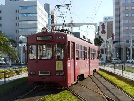 土佐電気鉄道の路面電車 3