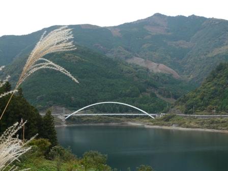 富郷ダム 2