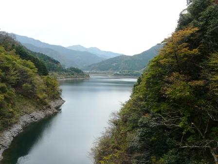 富郷ダム 3