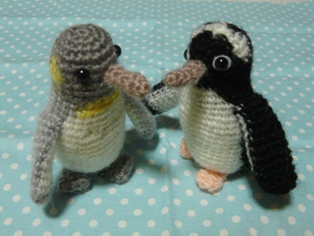 ペンギンたち