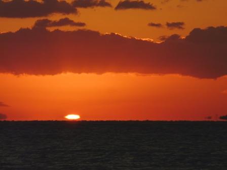 塩屋海岸 夕景 7