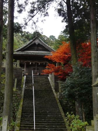 惣河内神社 1
