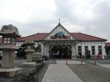 JR琴平駅 1