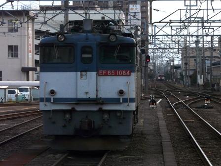 EF65形電気機関車
