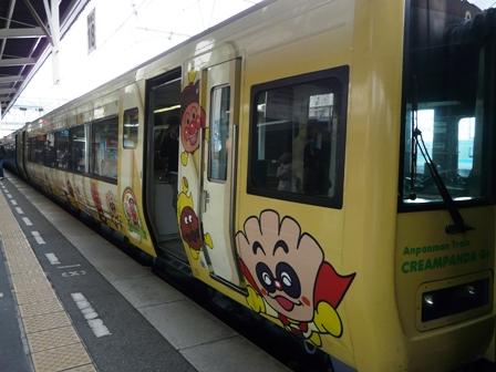 アンパンマン列車 5