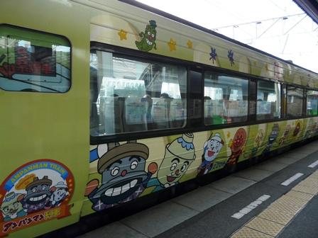 アンパンマン列車 6