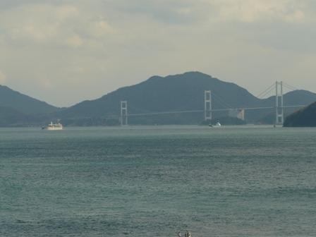 大角海浜公園から見る景色 1