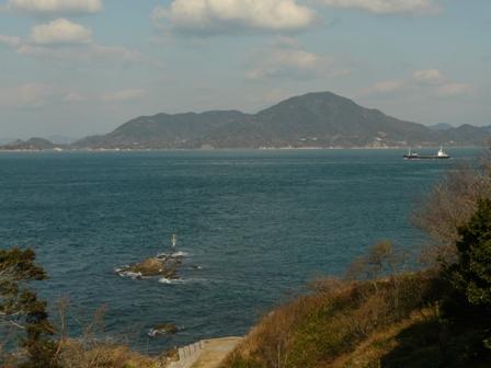 大角海浜公園から見る景色 3