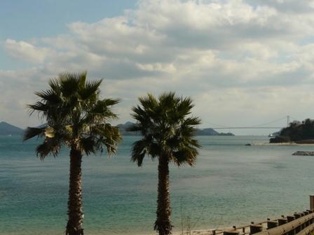大角海浜公園から見る景色 6