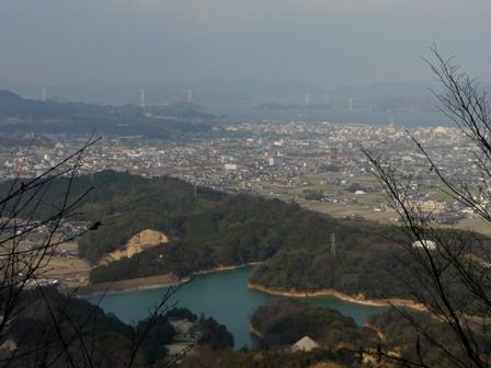 仙遊寺からの眺望 1