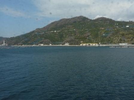 八幡浜-臼杵フェリーから 1