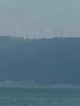八幡浜-臼杵フェリーから 3