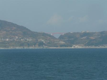 八幡浜-臼杵フェリーから 4