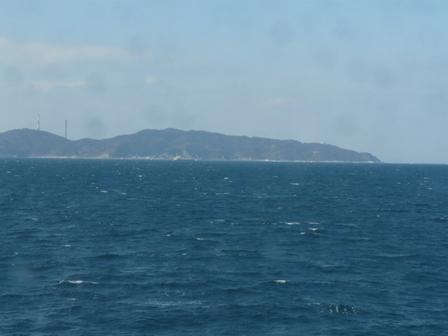 八幡浜-臼杵フェリーから 7