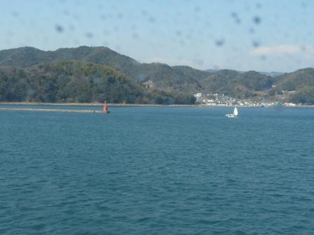 八幡浜-臼杵フェリーから 8