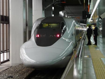 新幹線700系 「ひかりレールスター」