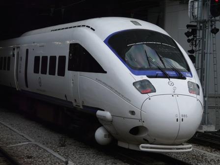 885系特急形電車 2